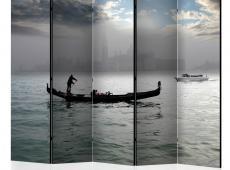 Paraván - Gondola ride in Venice II [Room Dividers]